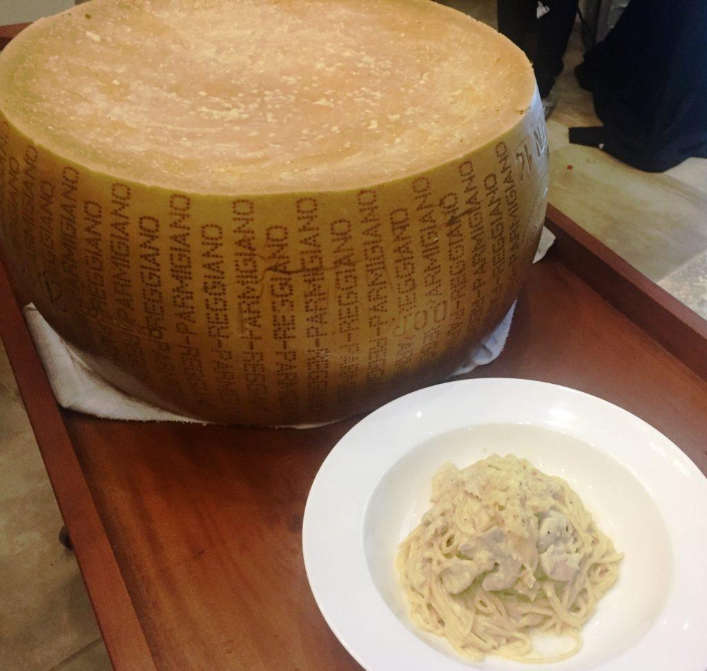 Parmigiano Reggiano Wheel
