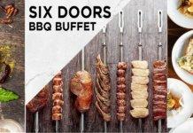 Six Doors - Food finds asia