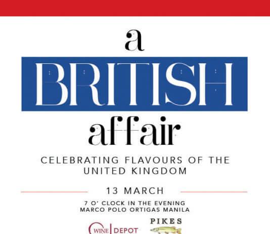 British - Food Finds Asia