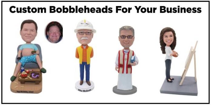 Custom Bobbleheads For Your Business