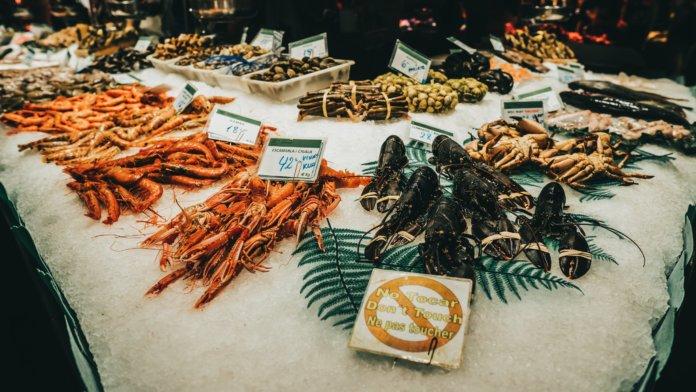 Fresh Seafood and Fish