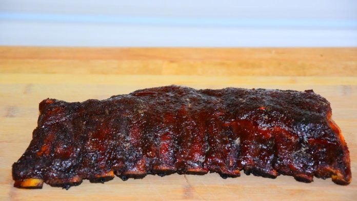 air fryer ribs recipe