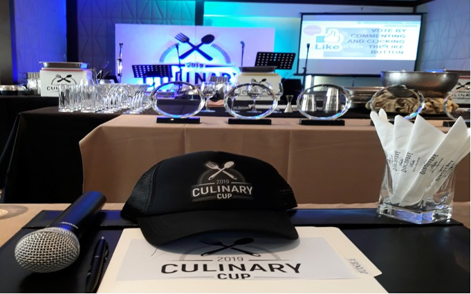 2019 Culinary Cup