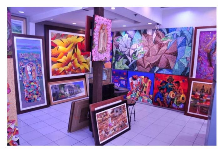 Charitable Art Exhibit-Food Finds Asia