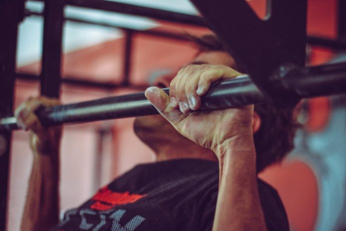 Pull Up Bars for Exercising-Food Finds Asia