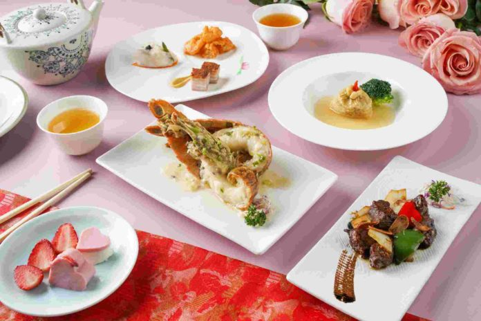 Valentine Hearts come alive -Food Finds Asia