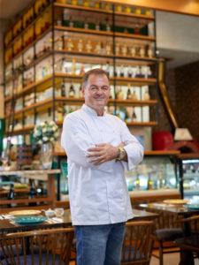 Chef Alessandro Carosi Mamma Mia