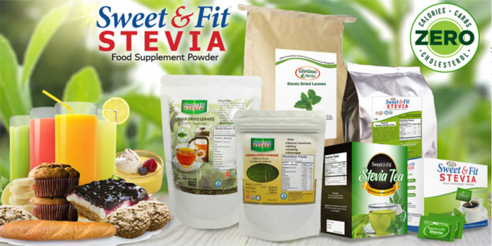 Sweet and Fit Stevia - Food Finds Asia