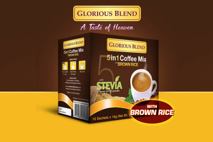 Brown Rice Coffee - Food Finds Asia