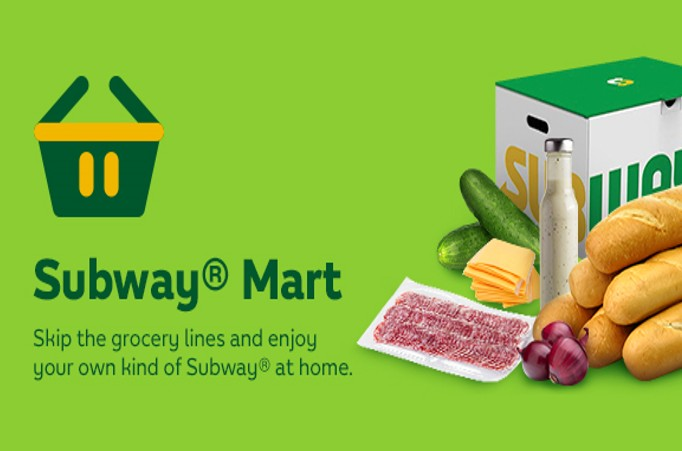 Philippines Launches Subway Mart: First in SEA to Deliver Fresh Groceries At Home 2020 - Food Finds Asia