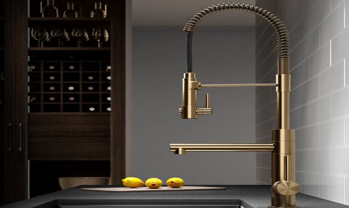The Utility Of Sprayer In Kitchen Sink Faucets 2020 - Food Finds Asia