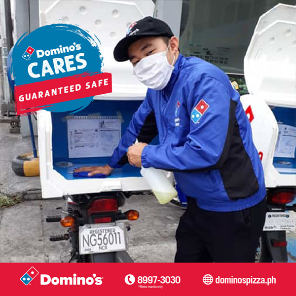 Domino's Pizza Safety