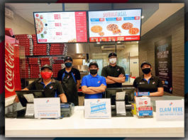 Domino's Pizza customer care - Food Finds Asia