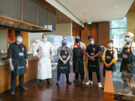 Irish Food Board - East Meets West Culinary Competition Top 5 Winners
