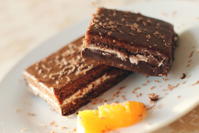 Stevia Brownies - Food Finds Asia