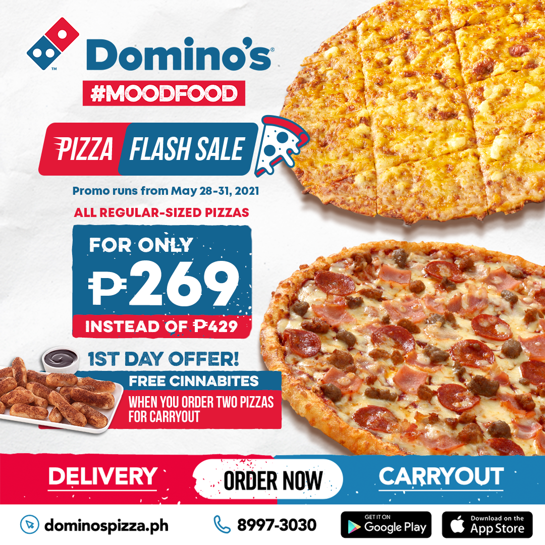 Pizza Flash Sale
