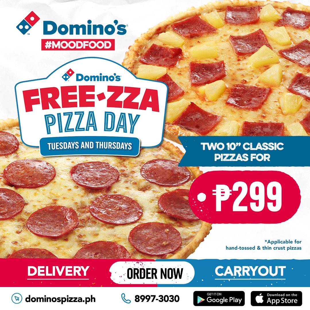 Freezza Pizza Day