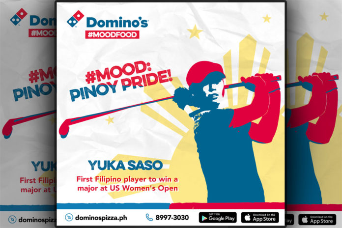Independence Day Pizza Promo - Food Finds Asia