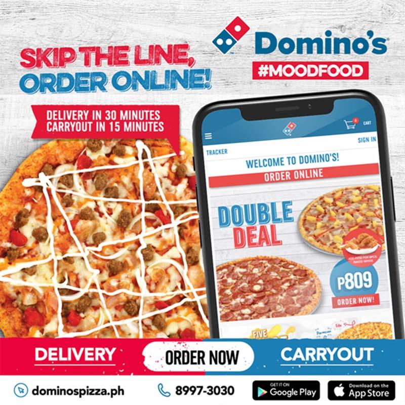 Dominos Skip the Line Order Online